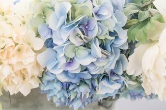 Schöne Blumenstrauß Blume für Hintergrund