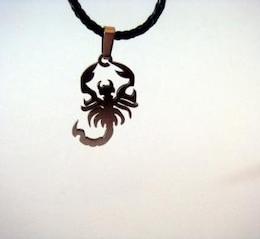 Skorpion-Kette, Skorpion, metallic