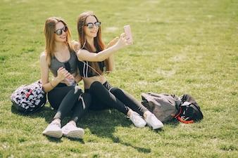 Sport Mädchen