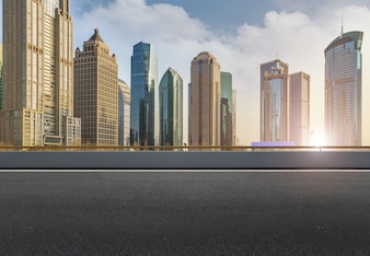 Struktur Reise hohe Architektur Boden Beton