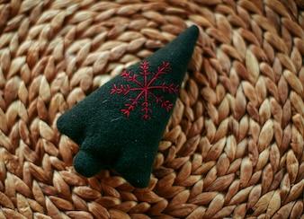 Teddy Weihnachtsbaum