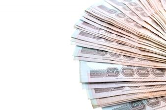 Thai Banknote und Bargeld