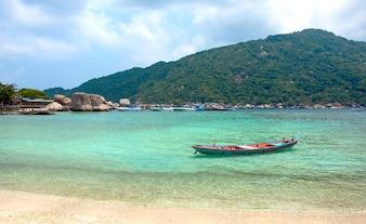 Urlaub Strand Reise Insel koh