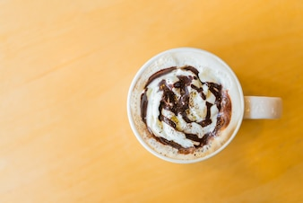 Vanilla Kaffee
