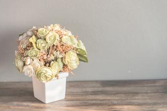 Vase Blume