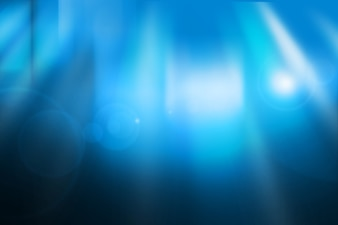 Verschwommene hellblauen Farbverlauf Bokeh abstrakten Hintergrund