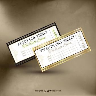 VIP-Eintrittskarten