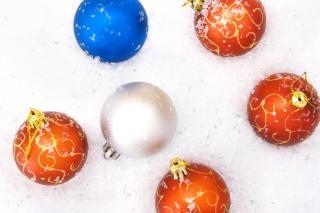 Weihnachtsdekoration, Farbe, Urlaub