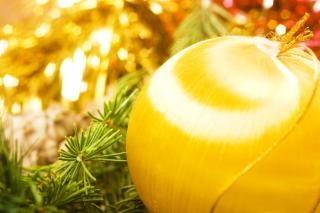 Weihnachtsdekoration, Kugel, Ball