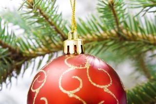 Weihnachtsdekoration, Yule, Urlaub