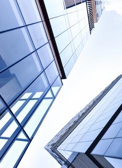 Windows of Wolkenkratzer Business Office