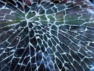 Zerbrochenes Glas, netto