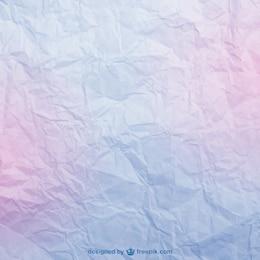 Zerknittertes Papier Textur