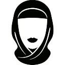 Arab Woman with Hijab