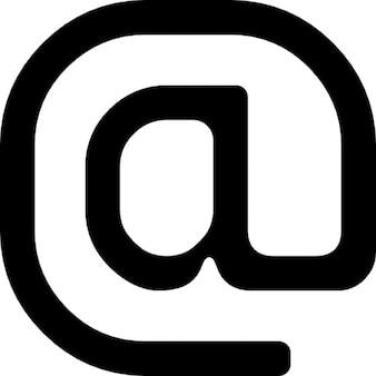 Arroba sign