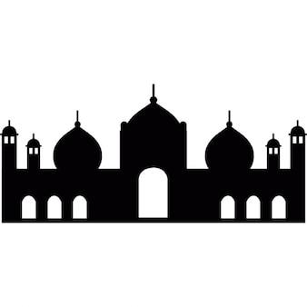 Badshahi Mosque in Pakistan