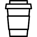 Big Coffee Paper Cup
