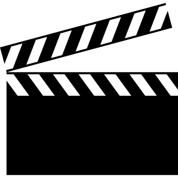 Cinema clapboard