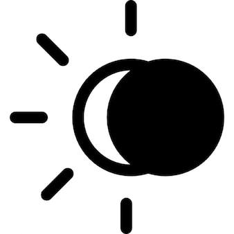Eclipse symbol