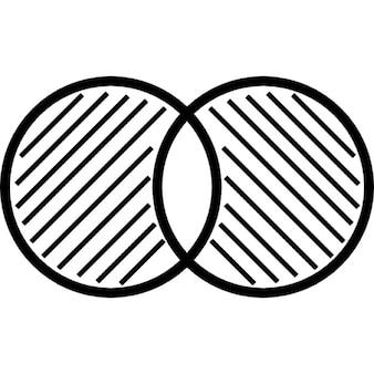Ensamble of circles