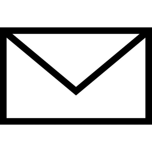 Envelope Outline Vectors, Photos and PSD files | Free Download
