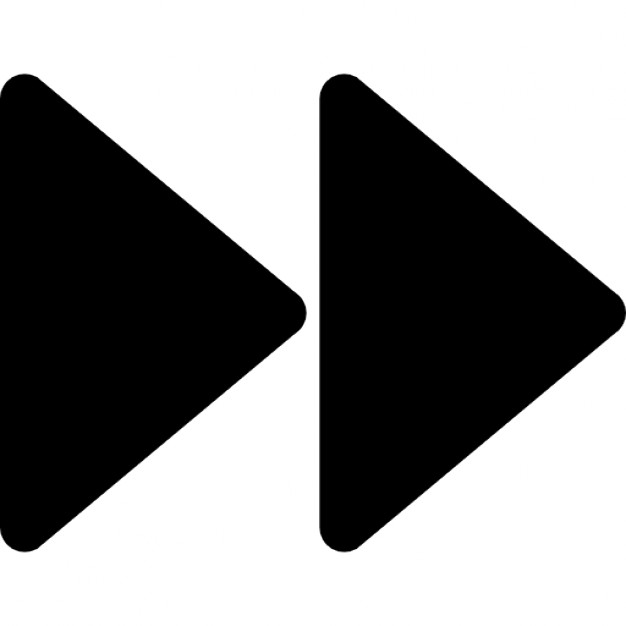Fast forward media control button