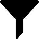 Filter filled tool symbol