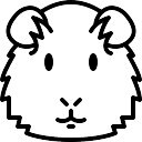 Chopper moreover C ing furthermore Key furthermore Blank Hello Name Tag Drawing 63703 also Guinea Pig. on badge clip art black and white