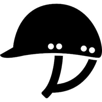 Hat for a jockey