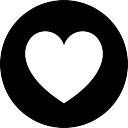 Heart Poker Piece