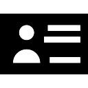イドカードインターフェース·シンボル
