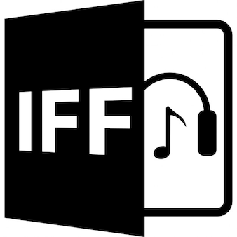 how to create iff files