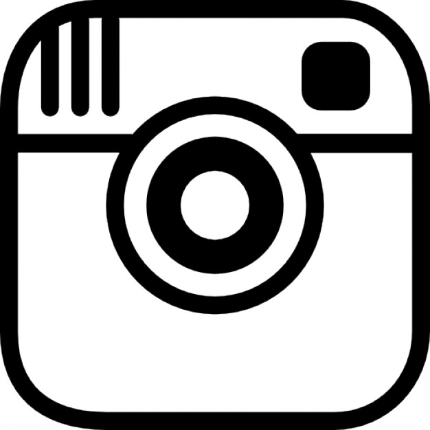 Link toInstagram photo camera logo outline