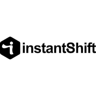 Instant shift website logo