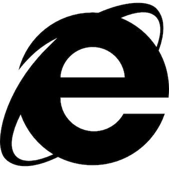 インターネットエクスプローラのロゴ