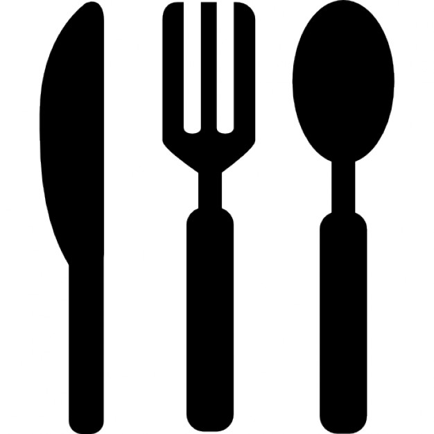 Knife, fork and spoon tools