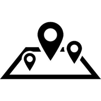 位置マップ