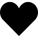 Loving Heart Shape