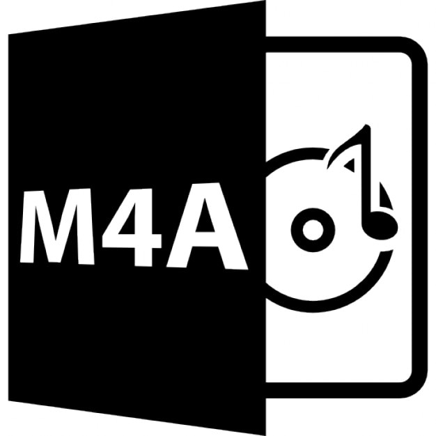 m4a to wav audacity