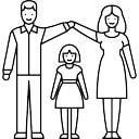 採用少女との夫婦