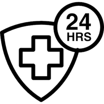 Medical assistance 24 hours a day