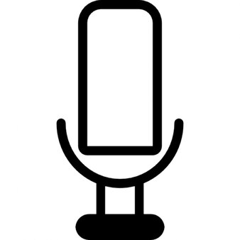 Microphone voice audio tool
