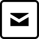 New email square button