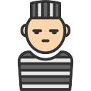 チェーニング首囚人