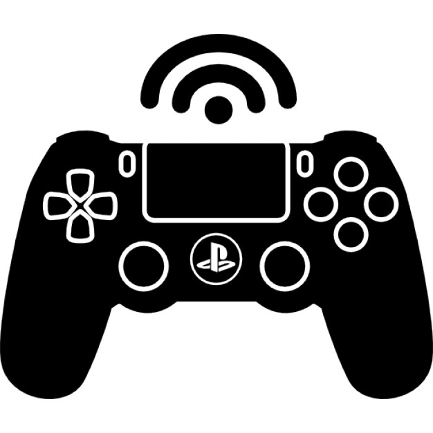 Ps4 wireless game control