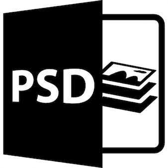 PSD open file format