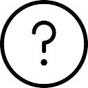 質問マークボタン