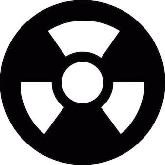 Radioactive dangerous circle