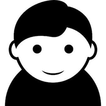 Small boy cartoon