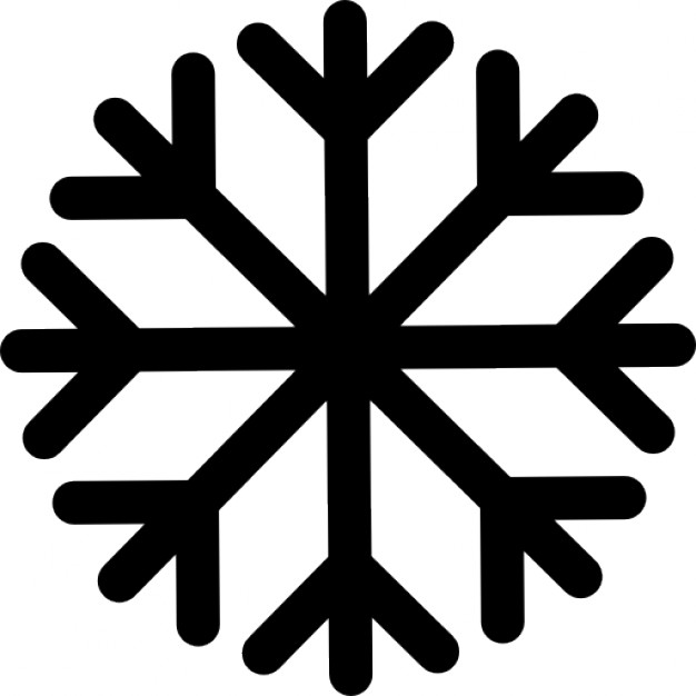 Snowflake lined